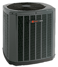 AC Unit covered by air conditioning maintenance agreement
