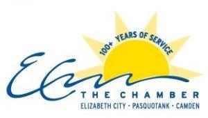 Elizabeth City, NC Chamber of Commerce Badge